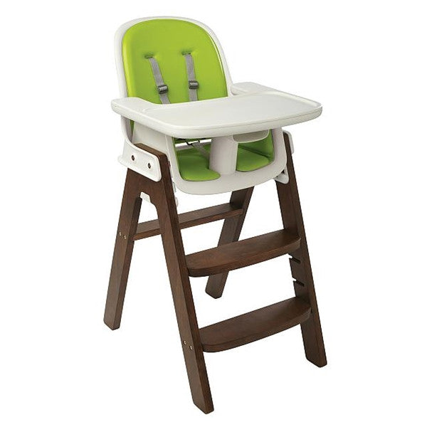 Oxo Tot - SproutTM Chair Walnut-Green