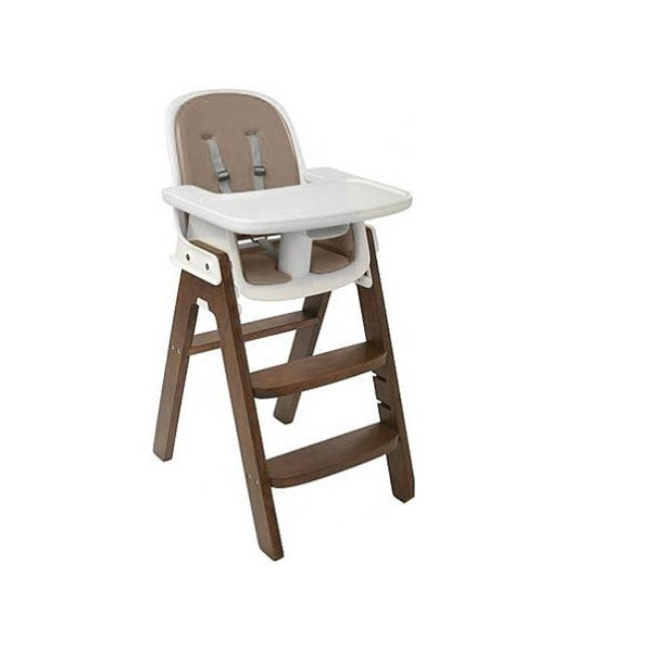 Oxo Tot - SproutTM Chair Walnut-taupe