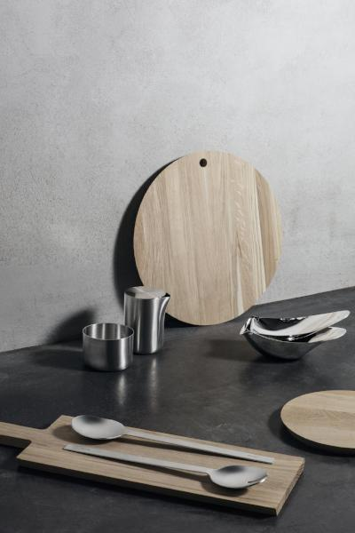 Blomus BORDA Oak Serving Board Set of 2