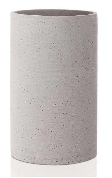 Blomus COLUNA Vase Light Gray Large