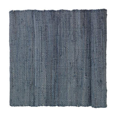 "Blomus SOLO Flint Stone Woven Area Rug 28"" X 51"""