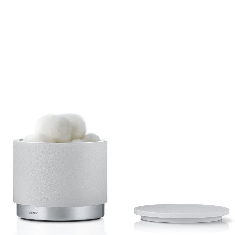 Blomus ARA Bathroom Storage Canister Moon Gray