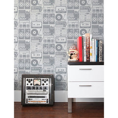 Aimee Wilder Wallpaper Analog Nights Tin