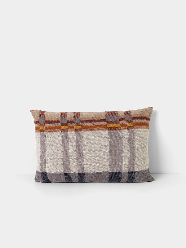 ferm LIVING Medley Knit Cushion Mint Large