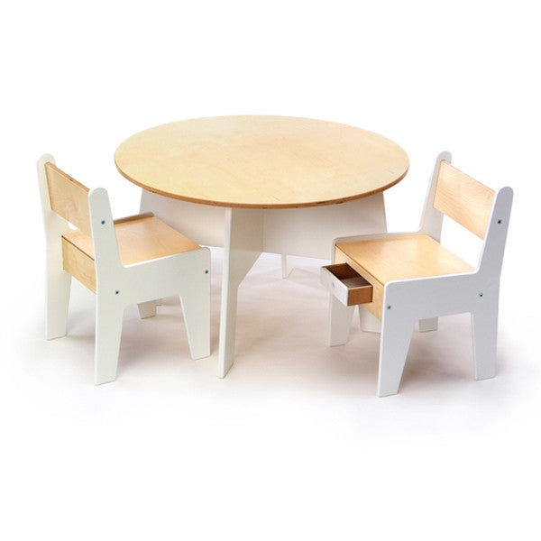OFFI Play-a-Round Activity Table White