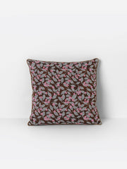 ferm LIVING Salon Cushion Flower Rust 40 x 40