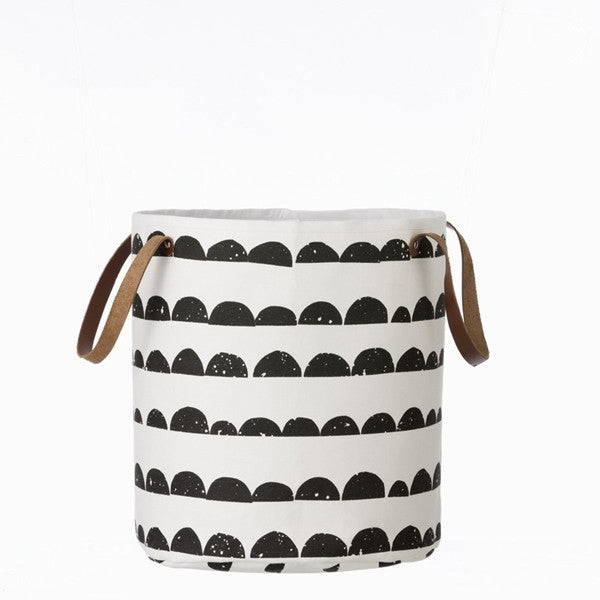 ferm LIVING Bath - Half Moon Basket