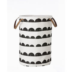 ferm LIVING Bath Half Moon Laundry Basket