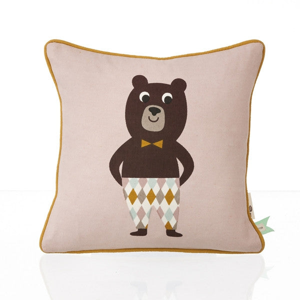 ferm LIVING - Kids Pillows Bear Pillow