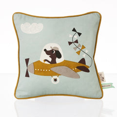 ferm LIVING Kids Pillows Plane Pillow