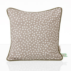ferm LIVING Kids Pillows Dots Gray