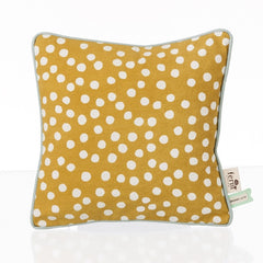 ferm LIVING - Kids Pillows Dots (Curry)