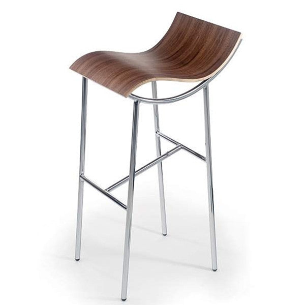OFFI ARP 30 Stool - Walnut