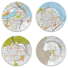 notNeutral - City Plates-Collection 6