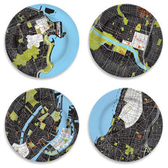 notNeutral - City Plates-Collection 7