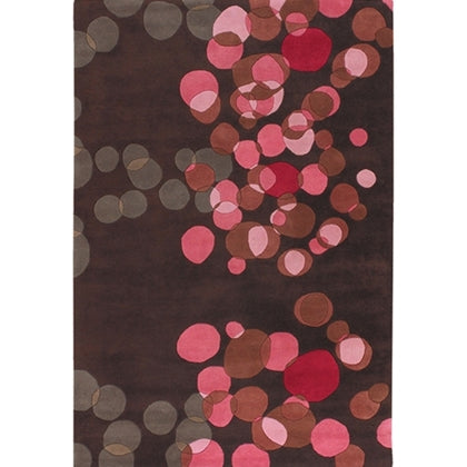 Avalisa Wonder Wool Rug - Pink