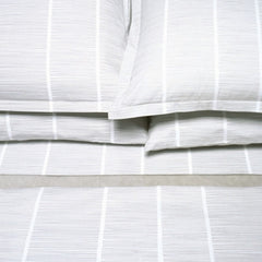 Area Bedding PINS Grey Duvet Cover King