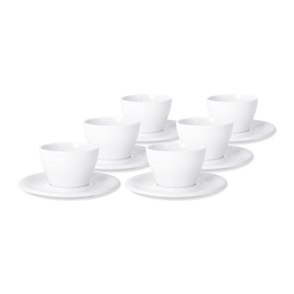 notNeutral - MENO Single Cappuccino Cups Set of 6