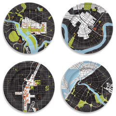 notNeutral - City Plates-Collection 2