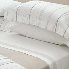 Area Bedding RAIN White Sham - King