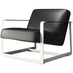 Modloft Crosby Lounge Chair