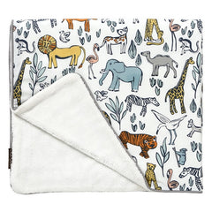 DwellStudio -Safari Stroller Blanket