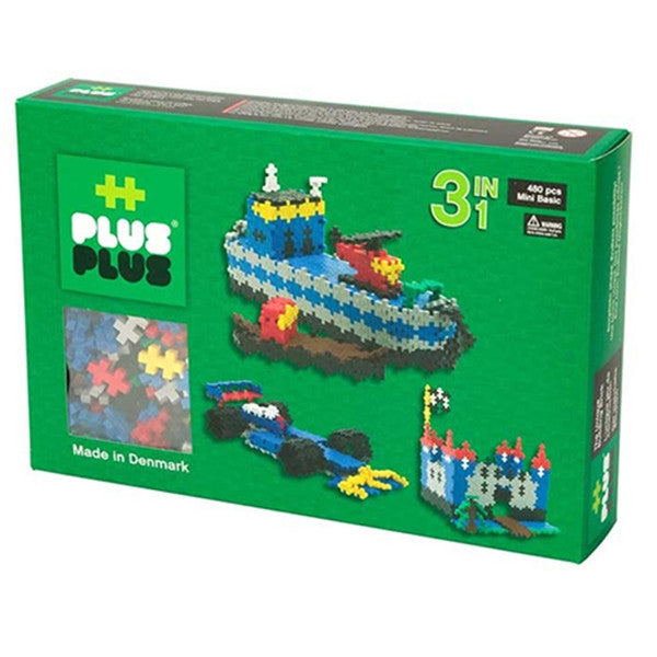 '++PlusPlus - 3-in-1- 480pcs (Basic)