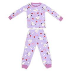 Apple Park - Organic Cotton Pajama - Lamby (6-12M)