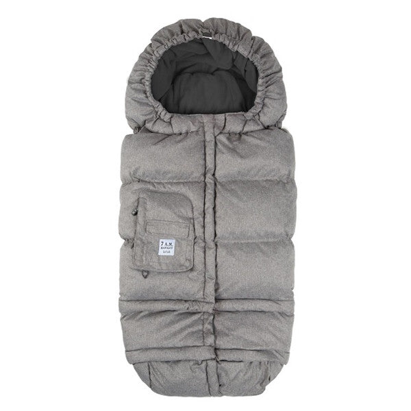 7 A.M. Enfant - Blanket 212 Evolution - Heather Grey
