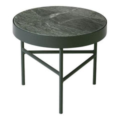 ferm LIVING Marble Table Small Green