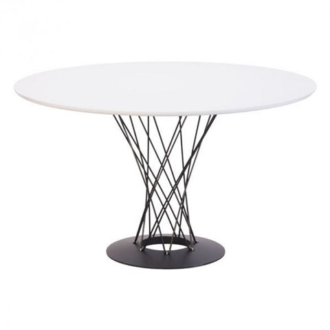 Zuo - Spiral Dining Table - White