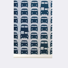 ferm LIVING - Rush Hour Wallpaper