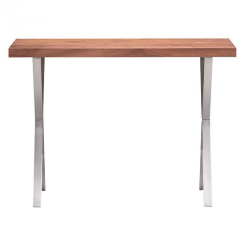 Zuo - Renmen Console Table - Walnut