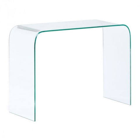 Zuo - Mecca Console Table - Clear