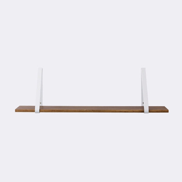 ferm LIVING Shelf Hangers White Set of 2