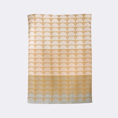 ferm LIVING - Bridges Tea Towel - Rose