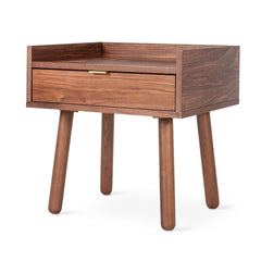 Gus* Modern Mimico End Table - Walnut