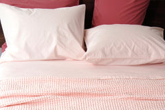 Area Bedding ANTON Pink Pillow Cases King