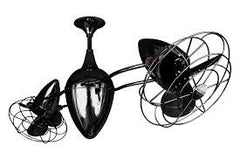 Matthews Ar Ruthiane Ceiling Fan Metal Blades Black Nickel