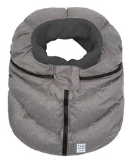 7 A.M. Cocoon Heather Grey Black