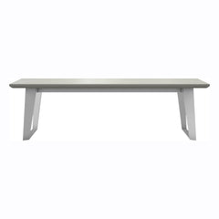 Modloft Amsterdam Coffee Table - White Sand