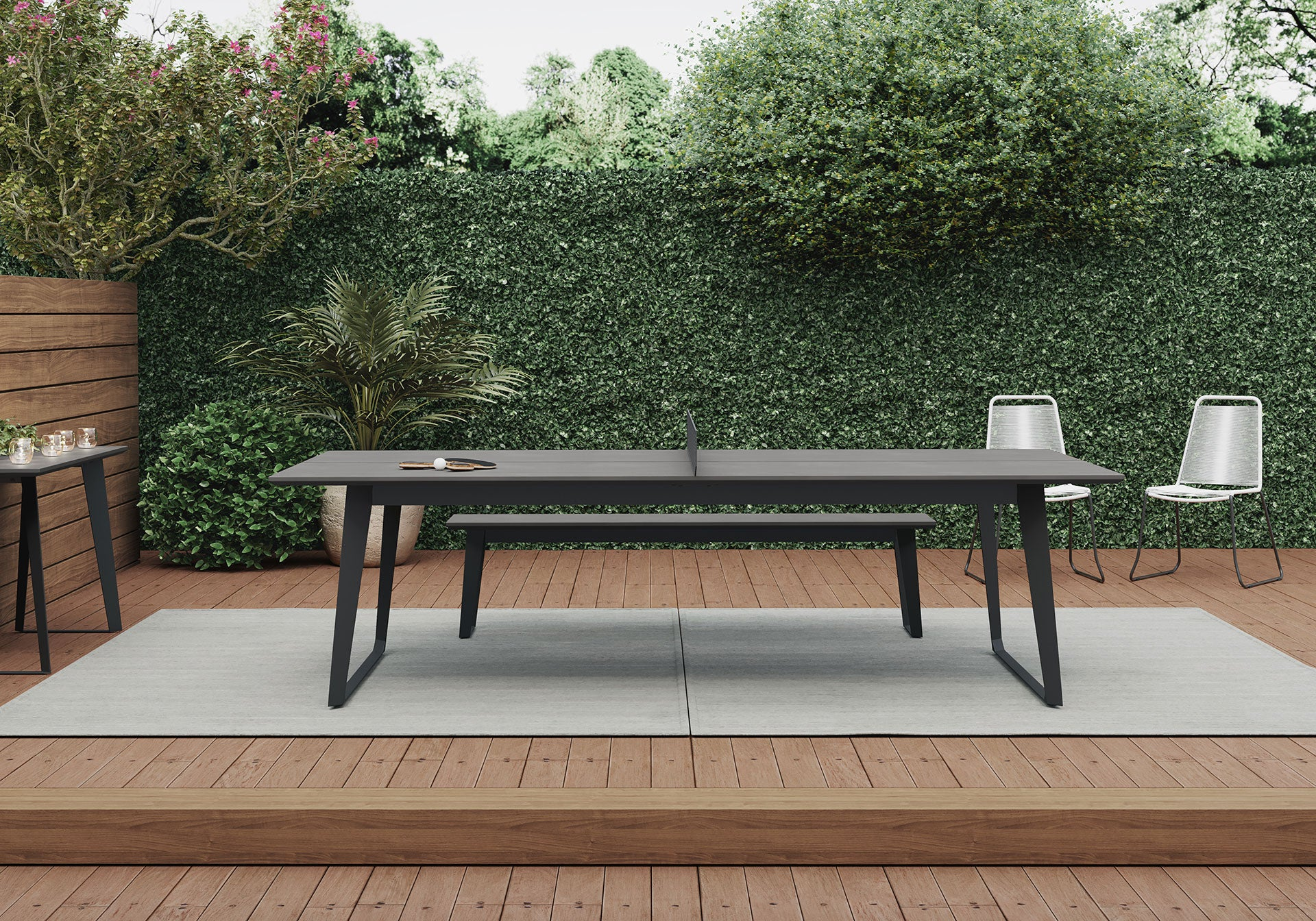 Modloft amsterdam outdoor ping pong table