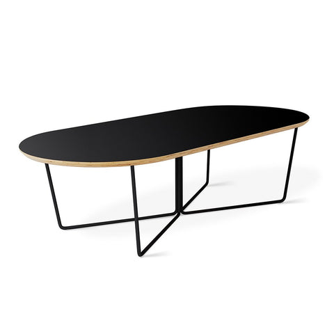 Gus* Modern Array Coffee Table - Oval | Modern Karibou