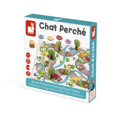 Janod Chat Perche Race Game