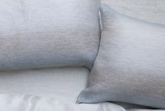 Area Bedding VIVIENNE Mineral Standard Pillow Cases