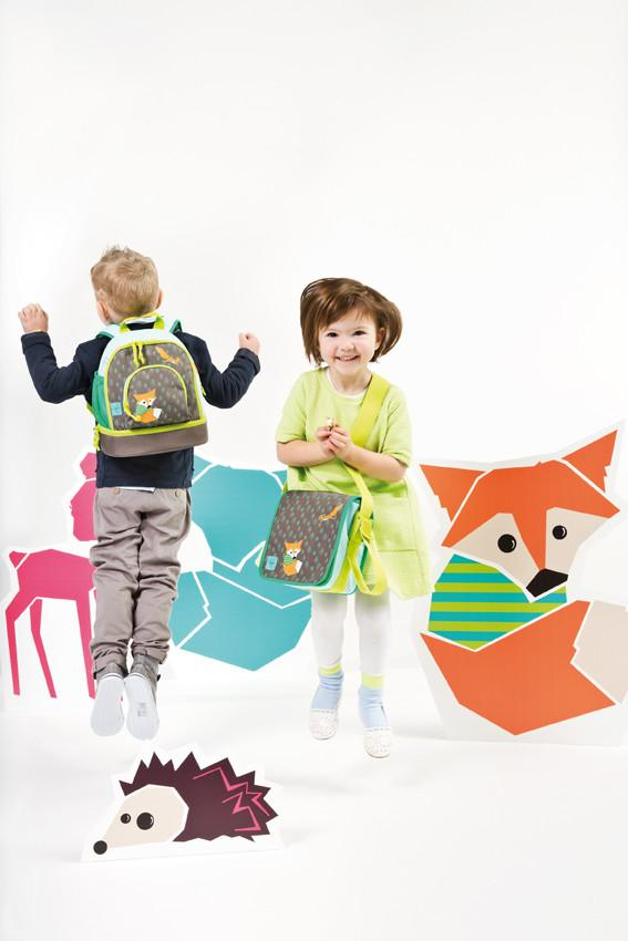 Lassig 4kids Mini Backpack 2 Little Tree Fawn