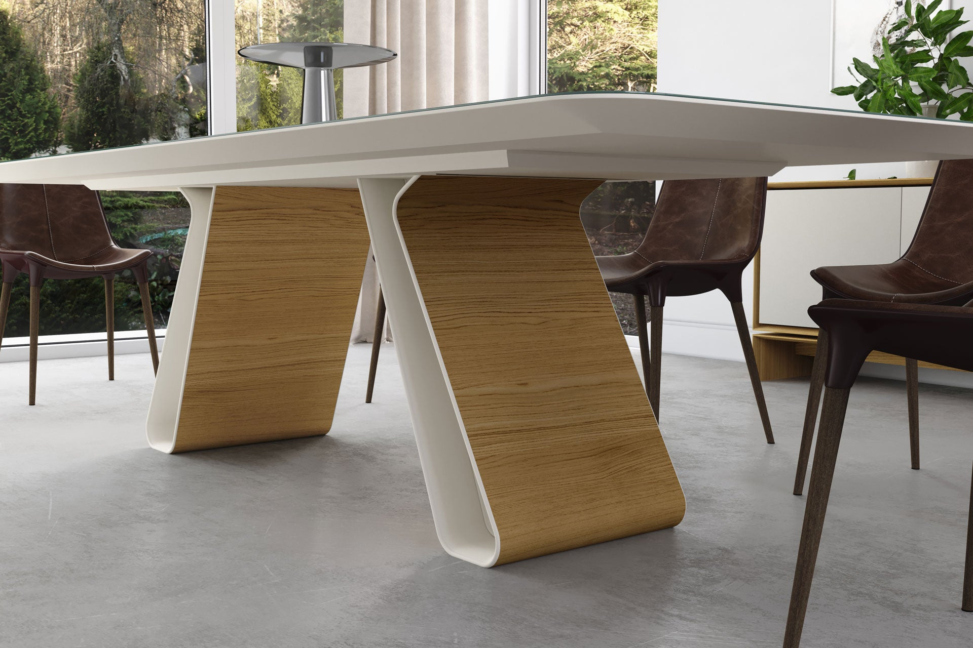 Modloft Wembley Dining Table