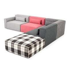 Gus* Modern Mix Modular Sectional 5-pc