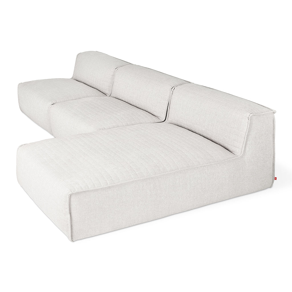 Gus* Modern Nexus Modular 3PC Sectional Sofa