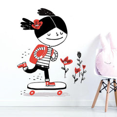 Adzif Wall Sticker Magda